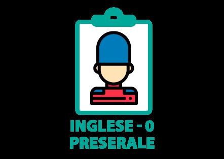 Inglese 0 preserale