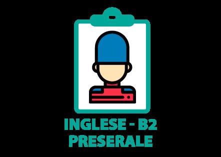 Inglese B2 preserale