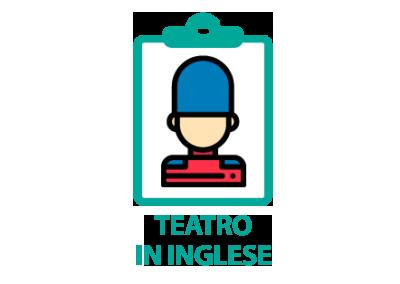 Teatro in inglese per ragazzi (11-14 anni)